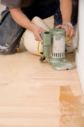 DIY Refinishing Hardwood Floors