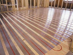 Radiant Heating And My Wood Floors
