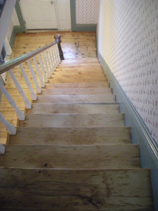 Refinish Stairs