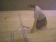 Hardwood Floor Borders